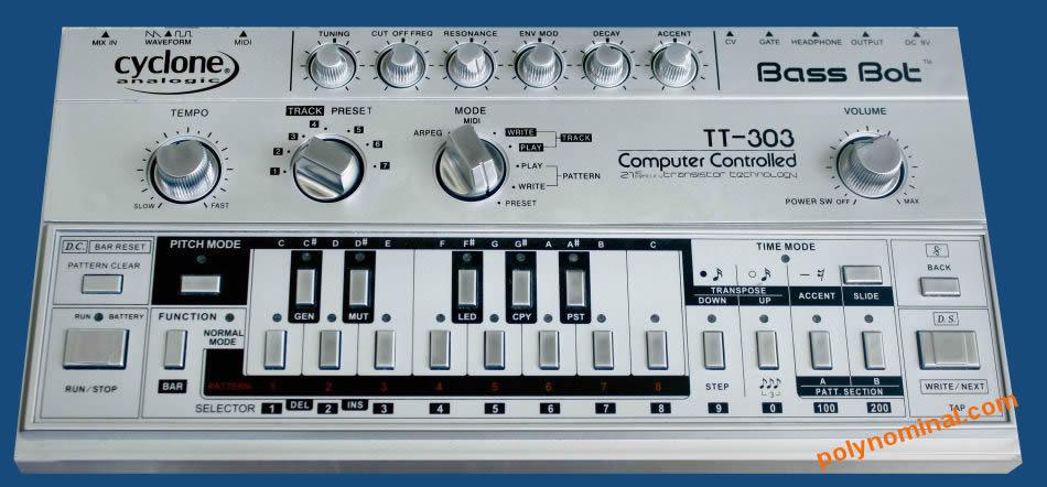Cyclone Analogic TT303 Bass Bot
