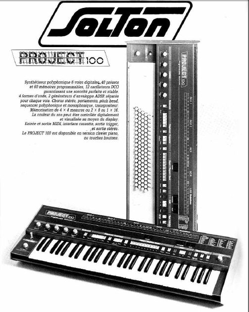 solton project 100