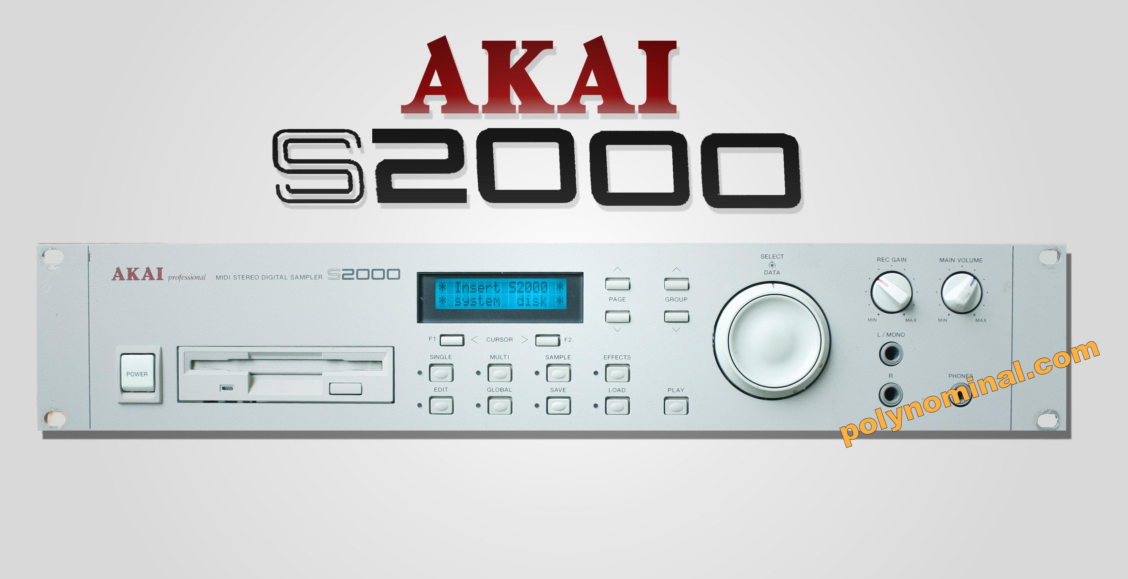 akai s2000 rh polynominal com Akai Z4 Akai Speakers