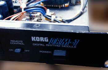 Korg DRM-1