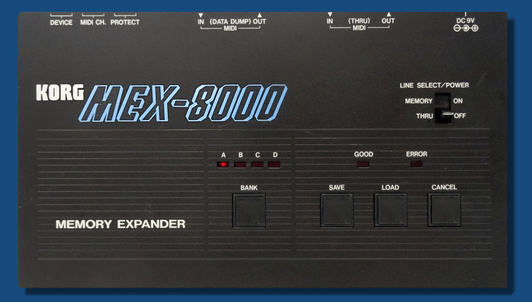Korg mex8000 mex 8000  at mifinder.co