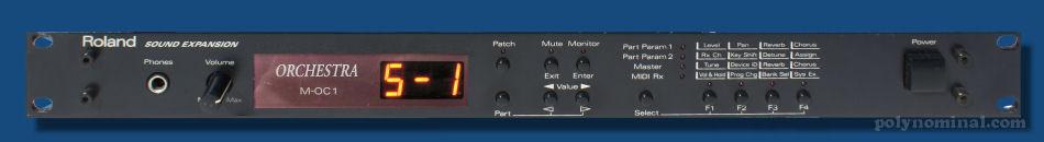 Roland M-OC1