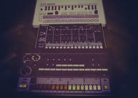 -AUDIO TEST TR8 VS TR909