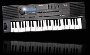 Casio HT-700 Synthesizer