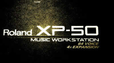 Roland XP-50 Workstation Synthesizer