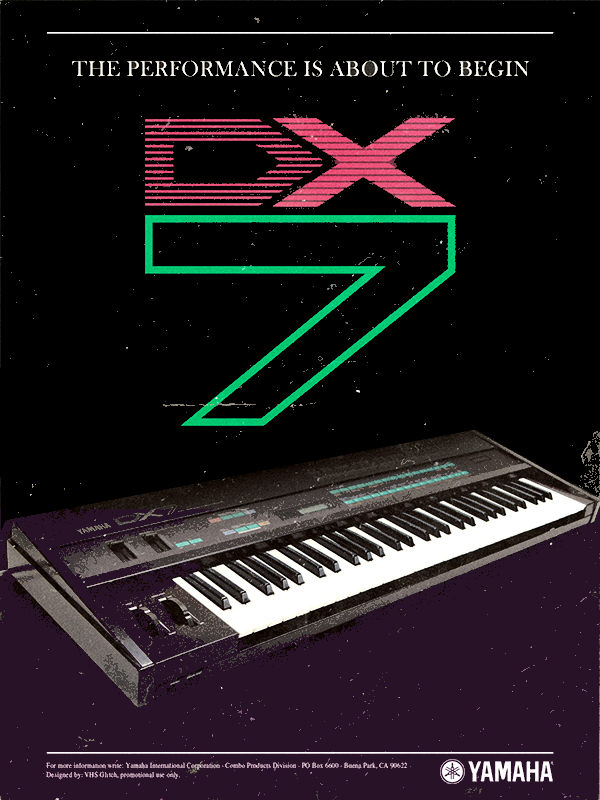 DX7 All The Web Collection - recupch