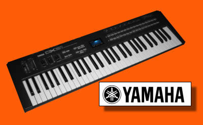 Yamaha DX-9 DX-21 DX-27 Replacement Synthesizer D Key