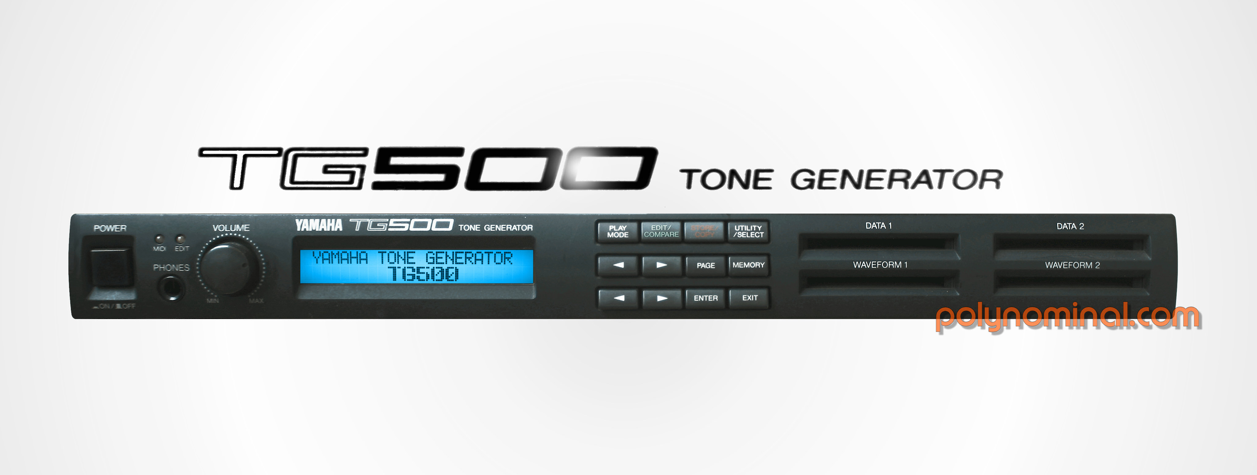 Yamaha TG-500